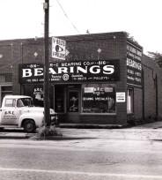 B-R-C Bearing E Central Location